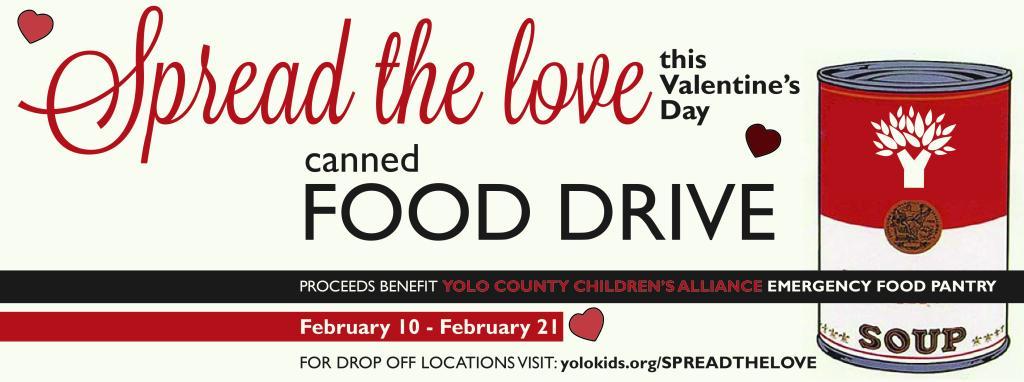 Yolo County Children S Alliance Kicks Off Valentine S Day Themed